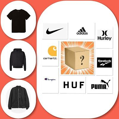 AU205.27 • Buy Clothing Lot - Nike, Adidas, Hurley Up To $250 MSRP See Description For Details