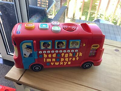 £7.50 • Buy Vtech Playtime Bus With Phonics