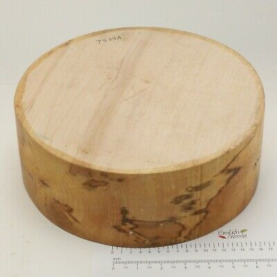 £2.99 • Buy English Sycamore Woodturning Or Wood Carving Bowl Blank.   280 X 105mm.   7538A