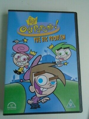 £9.99 • Buy The Fairly Odd Parents - The Big Problem (DVD, 2004)