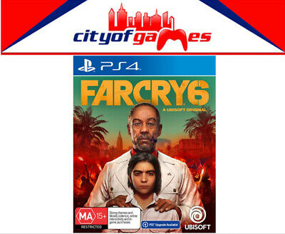 AU84.95 • Buy Far Cry 6 PS4 Game Brand New In Stock