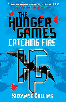 £4 • Buy Catching Fire By Suzanne Collins (Paperback, 2009)
