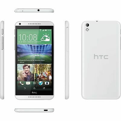 £39.99 • Buy New HTC Desire 816 Unlocked 5.5  13MP 8GB White Android Mobile Phone