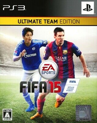 £17.45 • Buy Playstation 3 FIFA 15 Ultimate Team Edition (Limited Edition) PlayStation Soft