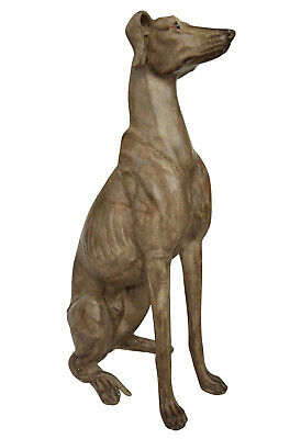 £299.90 • Buy Sculpture Greyhound Whippet Hunting Dog Figure Garden Antique Style 88cm