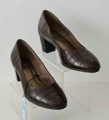 £19.99 • Buy Ladies Jana Soft Line Court Shoes Size 4(37)h Brand New In Box