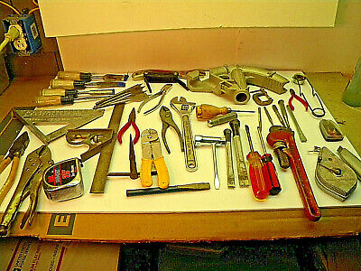 $89.97 • Buy Junk Drawer Box 21A43  TOOLS, Machinist, Wood Working, Home Shop,  RESELL