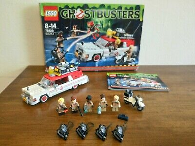 £45 • Buy Lego Ghostbusters Ecto-1 & 2 (75828) With Box And Instructions