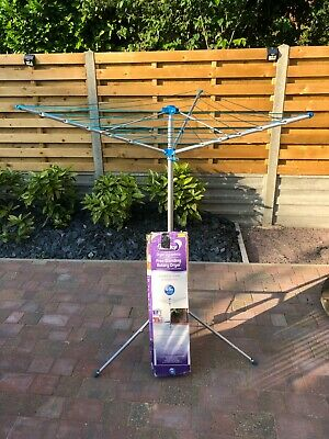 £12.50 • Buy Minky Free Standing Rotary Airer, Camping