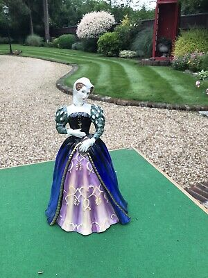 £74.75 • Buy DOULTON HN 3142 MARY QUEEN OF SCOTS - Queens Of The Realm Limited Edition Figure