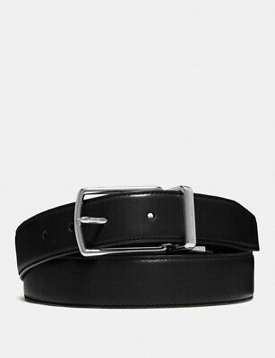 $33.99 • Buy NWT COACH Modern Harness Cut-to-Size Reversible Belt