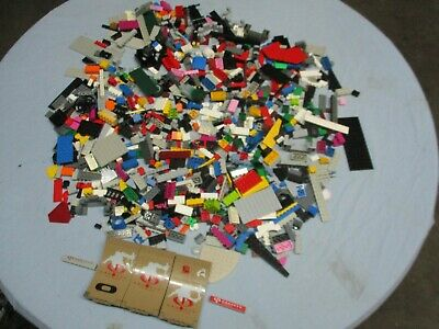 £10.90 • Buy LEGO 3 1/2 Pounds Parts Pieces Some  Gravity Games 3537 Parts Included  All Used
