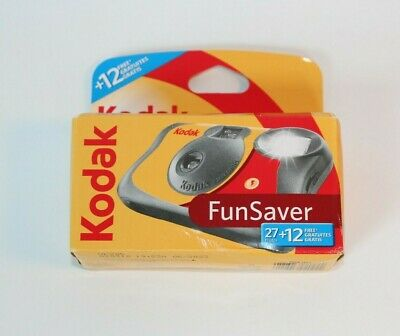 £13.99 • Buy Kodak Disposable Camera For 39 Photos With Flash ISO 800