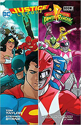 £9.76 • Buy Justice League/Power Rangers, Tom Taylor, Excellent Book