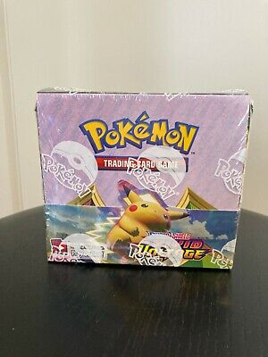 AU234.99 • Buy Pokemon Vivid Voltage Booster Box Factory Sealed 36 Packs IN STOCK AUS Seller