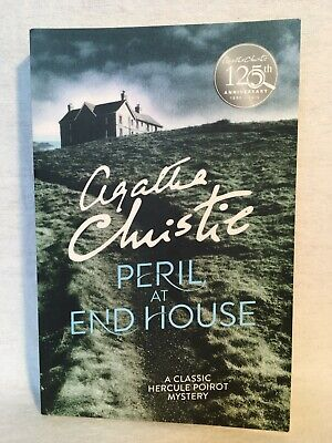 £7.47 • Buy Agatha Christie Peril At End House Paperback Fast UK Dispatch
