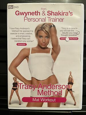 £1.80 • Buy The Tracy Anderson Method - Mat Workout (DVD, 2009)