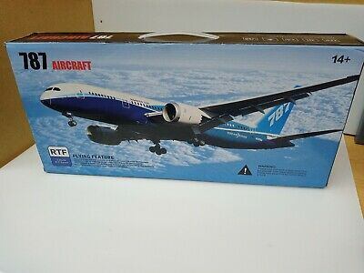 £22.50 • Buy Boeing 787 3CH RC 2.4G RC Aircraft Fixed-wing RTF Airplane Radio Control J6E3
