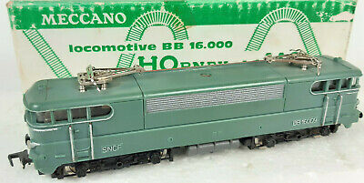 AU20.50 • Buy Hornby Acho Meccano Vintage French Sncf Bb #16009 Very Good Cond Boxed Ho(vw)