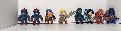 $49.99 • Buy Loyal Subjects MASTERS OF THE UNIVERSE Lot Of 8 ACTION VINYLS MOTU