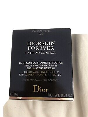 £18 • Buy Diorskin Forever Perfect Cushion Makeup Refill 022 Camee/cameo Extreme Control