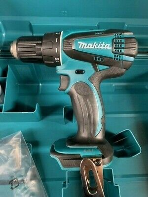 £29.99 • Buy Makita Ddf446rfe 14v Cordless Drill Driver - Mid Range - Body Only With A Case