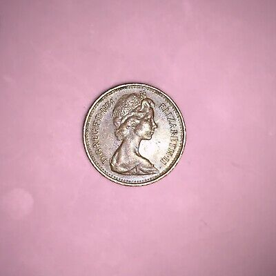 £100 • Buy Extremely Rare 1974 1p One Penny