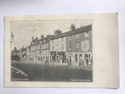 £2.50 • Buy High Street, East Grinstead. F & E Tooth Postcard. 1904 To Frant Sussex