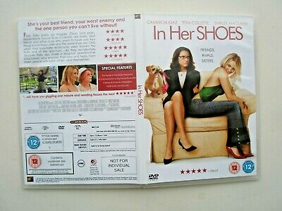 £2.60 • Buy In Her Shoes Dvd This Comes In A Slimline Case.
