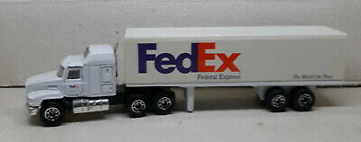 $13.99 • Buy Matchbox Mack CH600 Cab/Articulated Trailer 'FED EX'  1990/ China/LOOSE