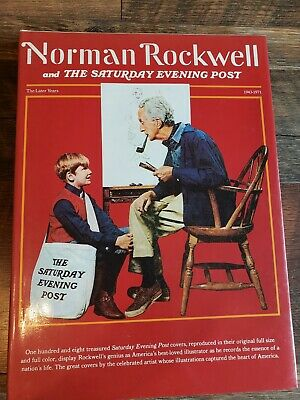 $ CDN6.29 • Buy Norman Rockwell And The Saturday Evening Post Book The Later Years