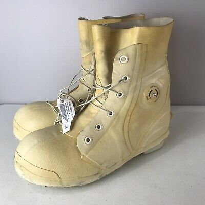 $50 • Buy Vintage Mickey Mouse Military Extreme Cold Weather Bunny Boots Mens 10W