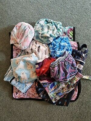 AU53 • Buy Modern Cloth Nappy Bundle And Accessories
