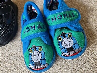 £1.50 • Buy Toddler Slippers Thomas The Tank Engine Size 5 Next