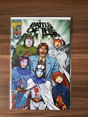 £0.99 • Buy Battle Of The Planets #1/2 Dynamic Forces Limited Edition 5000 1st Print No COA