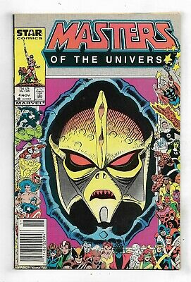 $14.99 • Buy Masters Of The Universe 1986 #4 Fine/Very Fine