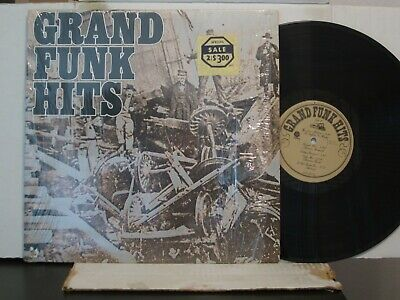£2.17 • Buy Grand Funk Hits, Capitol Stereo With Insert, W/shrink  (EX)