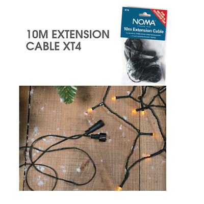£4.99 • Buy Noma 10 Metre Low Voltage Extension Cable