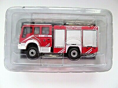 £4.75 • Buy   Iveco Engin Tunnelise 190E 1999 1:64 Del Prado Fire Engines World 140mm Long