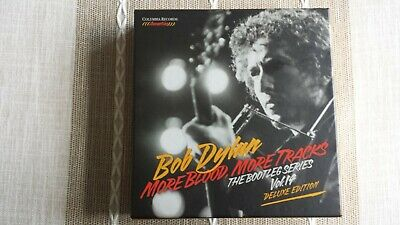 £79 • Buy Bob Dylan More Blood, More Tracks: The Bootleg Series Vol. 14 Deluxe Edition NEW