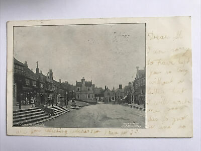 £2.50 • Buy High Street, East Grinstead. F & E Thooth Postcard. 1904. Stamp Gone.