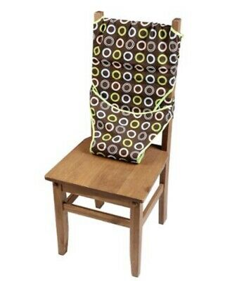 £4.99 • Buy Totseat Travel Highchair 100% Cotton Washable Hip Dysplasia Approved 6-30 Months