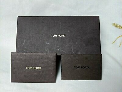 £0.99 • Buy Tom Ford EMPTY Sunglasses Box + Card In Envelope