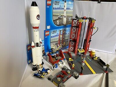£44.99 • Buy Classic LEGO City Space Centre (3368) With Mini Figures & Instructions