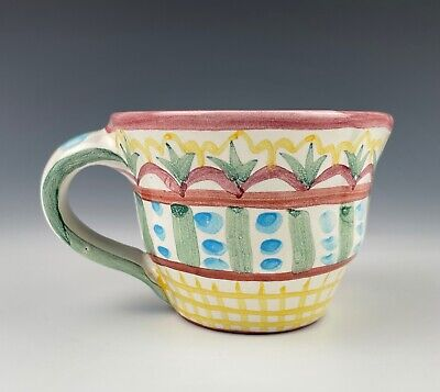 $35 • Buy Mackenzie-Childs Tea Cup Madison Excellent Condition!!