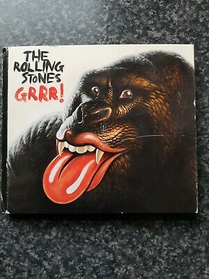 £8 • Buy The Rolling Stones - GRRR! (2012) 3 CD Greatest Hits Very Best Of