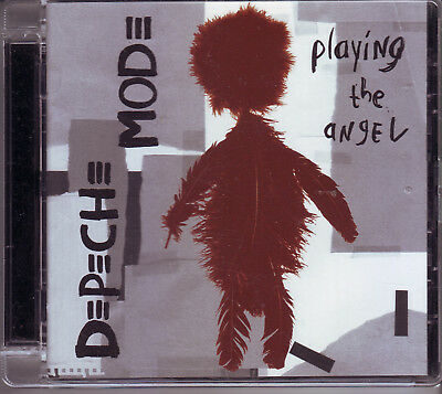 £11.93 • Buy DEPECHE MODE - Playing The Angel (Limited Edition - Hybrid-SACD + DVD) (2005)