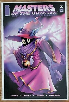 $59.95 • Buy Masters Of The Universe 8 Image MVCreations Final Issue Rare