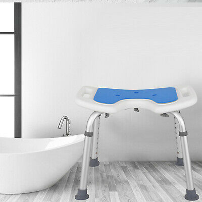 £25.68 • Buy Shower Bath Tub Seat Chair For Disabled Pregnancy Stool Small