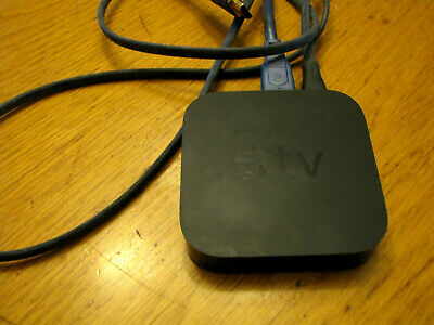 AU20.37 • Buy Apple Tv Model A-1469 Looks And Works Great  L@@k!!!!!!!!!!